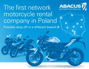 motocycle rental company